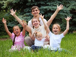 Уссурийские многодетные семьи пользуются семейным капиталом