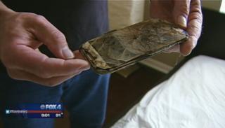 Samsung Galaxy S4 загорелся под подушкой у 13-летней девочки