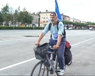 Николай Евменов: путешествие из Москвы во Владивосток