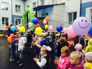 Детский сад на 200 малышей открылся в Уссурийске