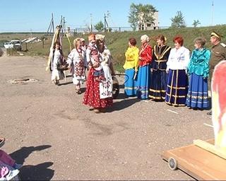 100-летний юбилей отметило село Корфовка
