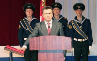 Владимир Миклушевский вступит в должность губернатора Приморского края 22 сентября