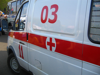 Рабочий разбился, упав с седьмого этажа строящегося здания в Уссурийске