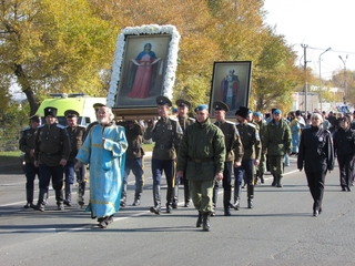 Большой Крестный ход прошел в Уссурийске