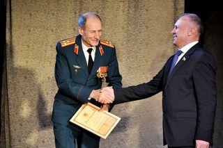 Юбилей образования отдела военного комиссариата отпраздновали в Уссурийске
