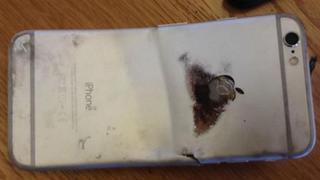 Iphone 6 загорелся в кармане владельца