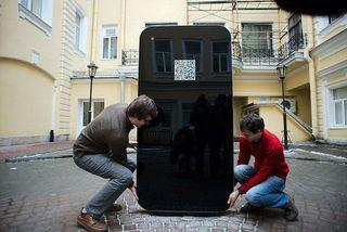 В Санкт-Петербурге демонтирован памятник Стиву Джобсу