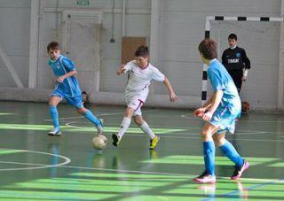 Соревнования по мини-футболу прошли в Уссурийске