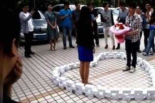 99 iPhone 6 не помогли китайскому программисту добиться согласия от избранницы