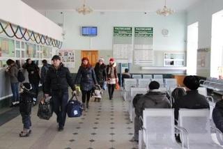 На железнодорожном вокзале ст.Уссурийск выявлен ребенок в сопровождении отца в сильном алкогольном опьянении