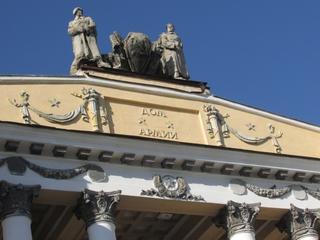 Спектакли драматического театра ВВО порадуют детвору и взрослых жителей Уссурийска