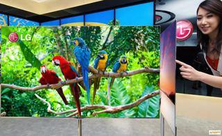Телевизоры с разрешением сверхвысокой четкости – реальность и перспективы