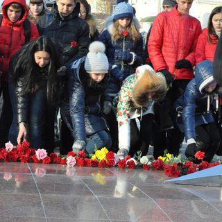 Торжественный митинг, посвященный Дню Героев Отечества, прошел в Уссурийске