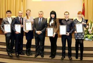 Молодёжный совет при Думе УГО призёры конкурса