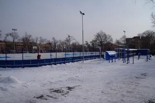 Губернаторские катки ждут любителей спорта в Уссурийске