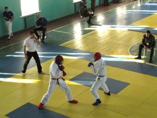 Открытый Чемпионат Пятой армии по рукопашному бою стартовал в Уссурийске