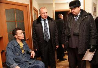Пандус установят в одном из жилых домов Уссурийска