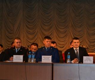 Начальник отдела МВД проводит встречи с гражданами в Уссурийске