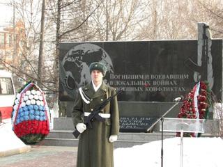 Подвиги воинов-интернационалистов вспоминали в Уссурийске