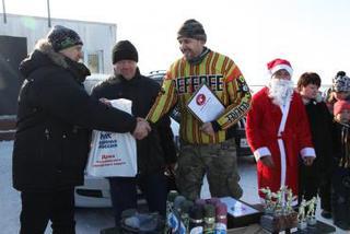Федерация Уссурийского городского округа по пейнтболу подвела итоги за 2014 год