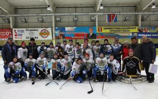 Первенство Дальнего Востока и Забайкалья по хоккею прошло на льду уссурийской «Ледовой арены»