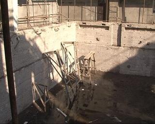 Бассейн «Чайка» откроется в феврале
