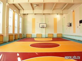 Современный спортзал за 1,9 млн рублей получат школьники в уссурийском селе