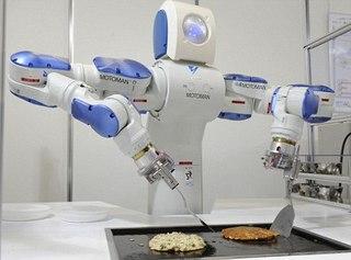 Создан робот-повар, который может готовить по рецептам YouTube
