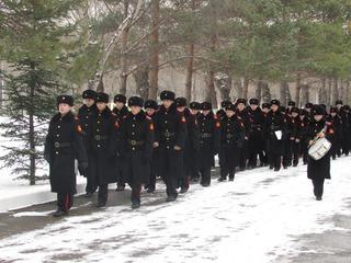 Армейскую экипировку с личными микрочипами первыми получат суворовцы Уссурийска