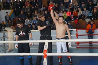 Чемпионов по смешанному боевому единоборству ММА определили в Уссурийске