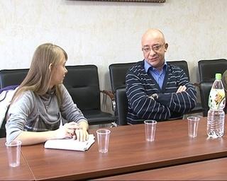 Уссурийск посетил режиссер Сергей Багиров