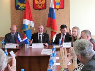 Механизм социальной поддержки почетных граждан Уссурийска выработали депутаты