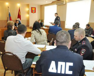 Заседание антинаркотической комиссии провёл глава администрации Евгений Корж
