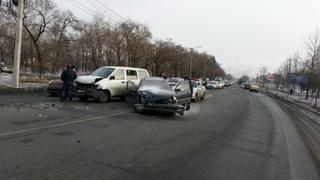 Пьяный водитель спровоцировал ДТП в Уссурийске