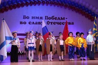 Конкурса патриотической песни прошёл в Уссурийске