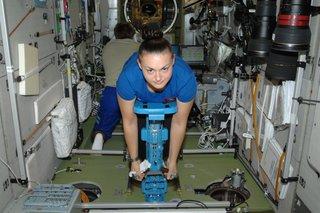 Космонавтка из Приморья возвращается с орбиты на Землю