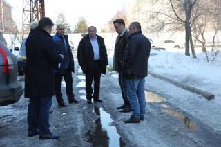 Управляющие компании будут оштрафованы за неубранный снег в Уссурийске