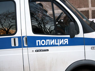 Житель Уссурийска разбил стекло в полицейской машине при задержании
