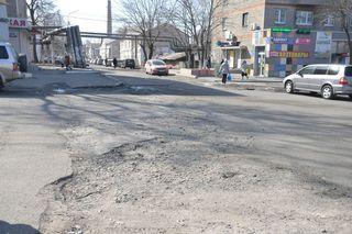 32 миллиона в этом году будет потрачено на ямочный ремонт дорог в УГО