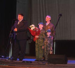 Легендарная группа «Голубые береты» выступила в Уссурийске