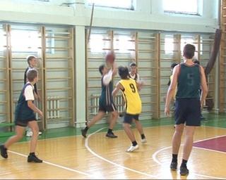 Баскетболисты из 25 школы стали первыми