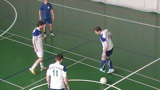 «Восход» - победитель Первенства Уссурийска по мини-футболу
