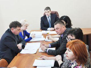 Личный прием граждан провёл глава администрации Уссурийского городского округа Евгений Корж