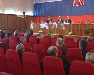 Стратегия развития округов - тема выездного совещания