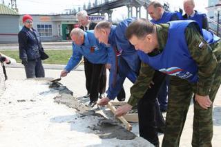 Памятник на вокзальной площади Уссурийска будет обновлен