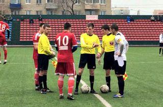 В Уссурийске стартовал Кубок Дальнего Востока по футболу