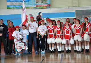 Спартакиада предприятий, организаций и учреждений УГО прошла в Уссурийске