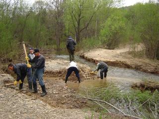 Приморские геологи продолжат поиск золота