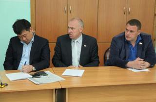 Попечительский совет состоялся в Уссурийском реабилитационном центре