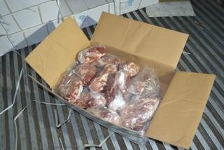 Более 6 тонн зараженного китайского мяса конфисковали в Уссурийске